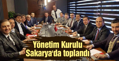 TÜGİK Genel Başkanı Erkan Güral Sakarya'da