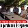 Çatışmada Yaralanan Üsteğmen Özdemir'e GATA'da  Ziyaret